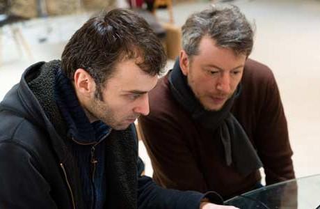 Peer 2 Peer project development : Food Lab + OKNO + SONY CSL