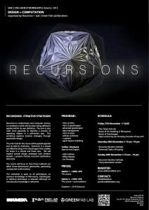 Recursions 2015