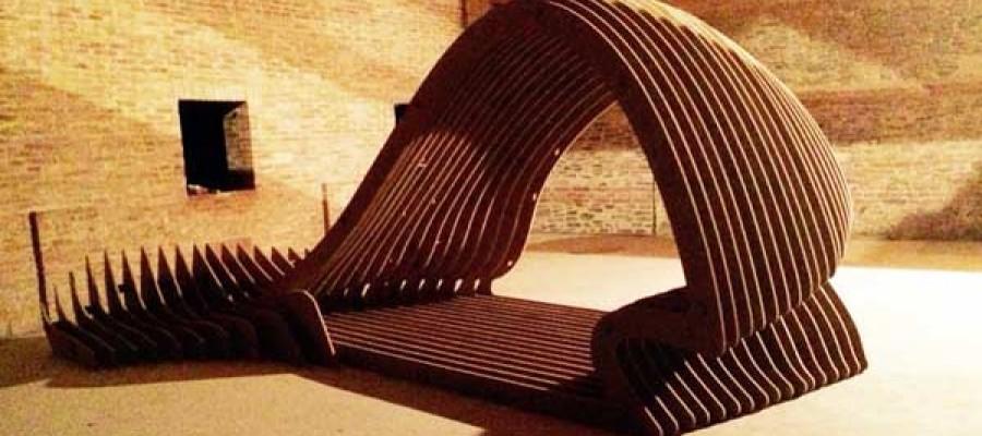 OPTIMA + : computational design and digital fabrication strategies